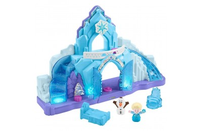 Black Friday 2020 Fisher-Price Little People Disney Frozen Elsa's Ice Palace Deal