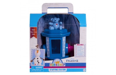 Build-A-Bear Workshop Disney Frozen Stuffing Station With Olaf Plush Deal