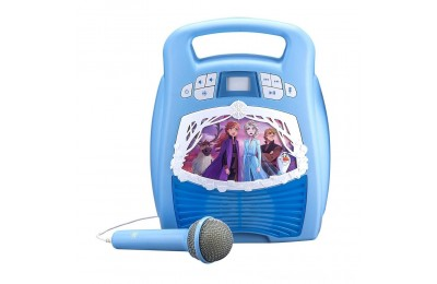 Black Friday 2020 Disney Frozen 2 MP3 Karaoke Light Show with Microphone Deal