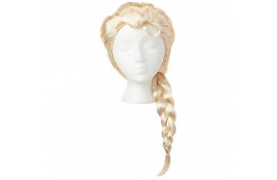 Black Friday 2020 Disney Frozen 2 Elsa Wig, Yellow Deal