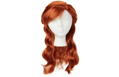 Disney Frozen 2 Anna Wig, Red Deal