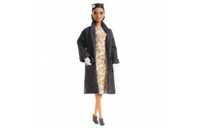 Black Friday 2020 Barbie Signature Inspiring Women Series Rosa Parks Collector Doll Deal
