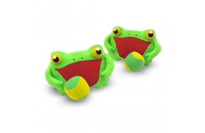Black Friday 2020 Melissa & Doug Sunny Patch Froggy Toss and Grip Catching Game With 2 Balls Deal