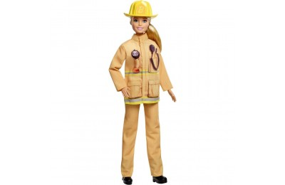 Black Friday 2020 Barbie Careers 60th Anniversary Firefighter Doll Deal
