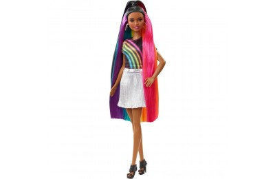 Barbie Rainbow Sparkle Hair Nikki Doll Deal