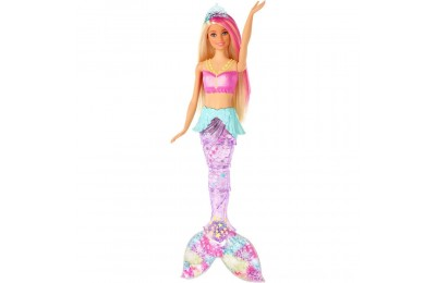Barbie Dreamtopia Sparkle Lights Mermaid Deal