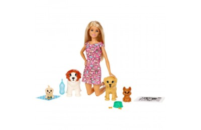 Black Friday 2020 Barbie Doggy Daycare Doll & Pets Deal