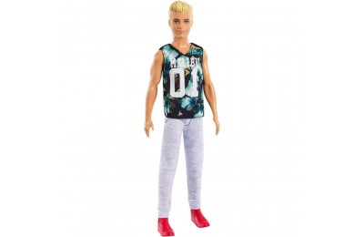 Barbie Ken Fashionistas Doll - Game Sunday Deal