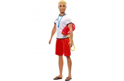 Barbie Ken Career Lifeguard Doll Deal