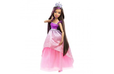 "Barbie Dreamtopia Princess 17"" Nikki Doll Deal"