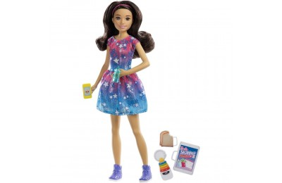 Barbie Skipper Babysitters Inc. Brunette Doll Playset Deal