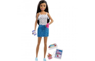 Barbie Skipper Babysitters Inc. Black Hair Doll Playset Deal