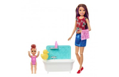 Barbie Skipper Babysitters Inc. Doll & Playset - Blond Deal