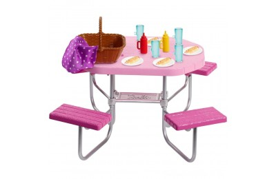 Black Friday 2020 Barbie Picnic Table Accessory Deal