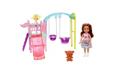 Barbie Club Chelsea Swingset Playset Deal