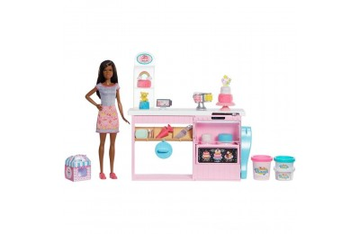 Barbie Cake Bakery Playset Deal