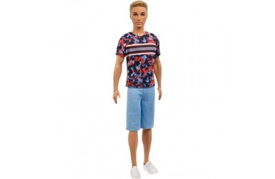 Barbie Ken Fashionistas Doll - Hyper Print Deal