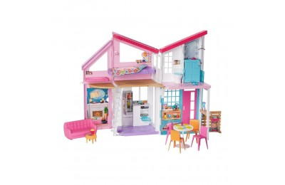 Barbie Malibu House Doll Playset Deal