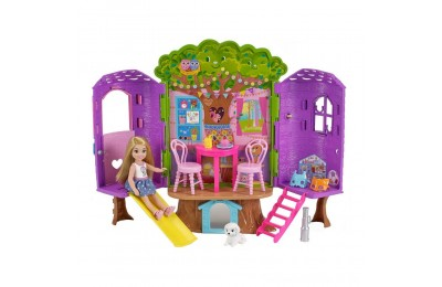 Black Friday 2020 Barbie Chelsea Doll and Treehouse Playset Deal