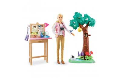 Black Friday 2020 Barbie National Geographic Butterfly Scientist Playset Deal