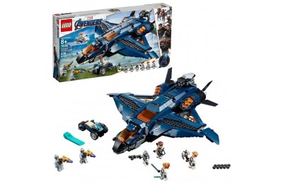LEGO Marvel Avengers Ultimate Quinjet 76126 Deal