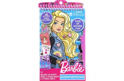 Barbie Fashion Sketch Pad Deal