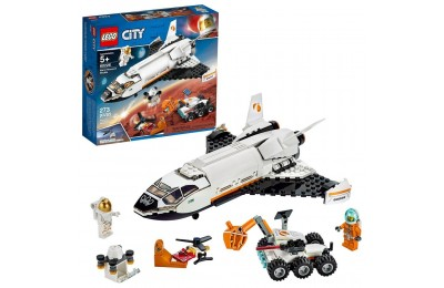 Black Friday 2020 LEGO City Space Mars Research Shuttle 60226 Space Shuttle Toy Building Kit with Mars Rover Deal