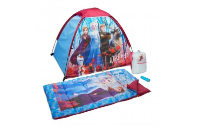 Disney Frozen 2 Anna 4pc Camp Kit Deal