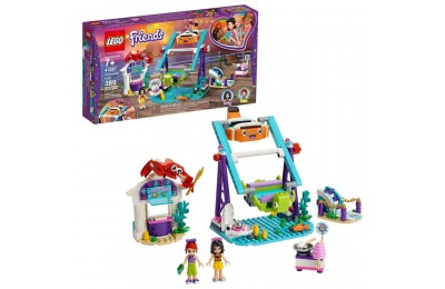 Black Friday 2020 LEGO Friends Underwater Loop 41337 Amusement Park Building Kit with Mini Dolls for Group Play 389pc Deal