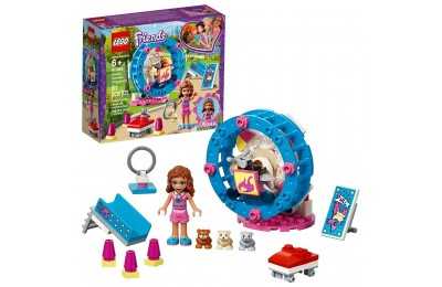 Black Friday 2020 LEGO Friends Olivia's Hamster Playground 41383 Deal