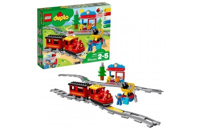 LEGO DUPLO Town Steam Train 10874 Deal