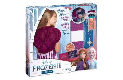 Disney Frozen 2 Queen Iduna's Knitted Shawl Deal