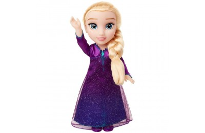 Disney Frozen 2 Into The Unknown Singing Feature Elsa Doll Deal