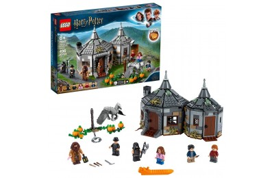 LEGO Harry Potter Hagrid's Hut: Buckbeak's Rescue Building Set with Hippogriff Figure 75947 Deal