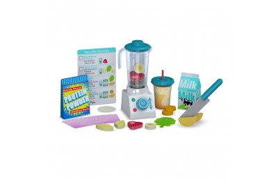 Melissa & Doug 24pc Smoothie Maker Blender Set Deal
