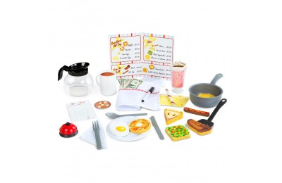 Melissa & Doug Star Diner Restaurant Play Set Deal