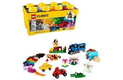 LEGO Classic Medium Creative Brick Box 10696 Building Toys for Creative Play, Kids Creative Kit Deal