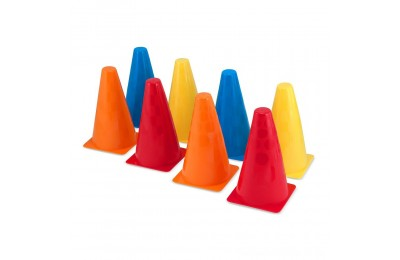 Black Friday 2020 Melissa & Doug 8 Activity Cones - Set of 8 Deal