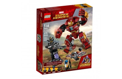 Black Friday 2020 LEGO Super Heroes Marvel Avengers Movie The Hulkbuster Smash-Up 76104 Deal