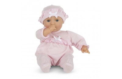 "Melissa & Doug Mine to Love Jenna 12"" Soft Body Baby Doll Deal"
