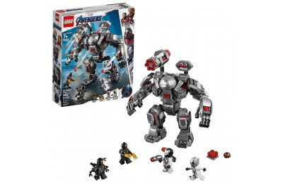 LEGO Marvel Avengers War Machine Buster 76124 Deal