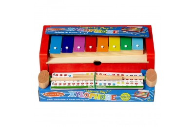 Melissa & Doug Learn-to-Play Xylophone Deal