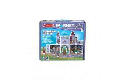 Black Friday 2020 Melissa & Doug Magnetivity - Medieval Castle Deal