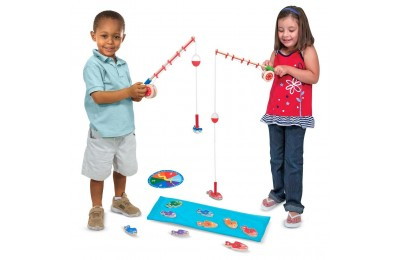Melissa & Doug Catch & Count Fishing Game Deal