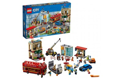 LEGO City Town Capital City 60200 Deal