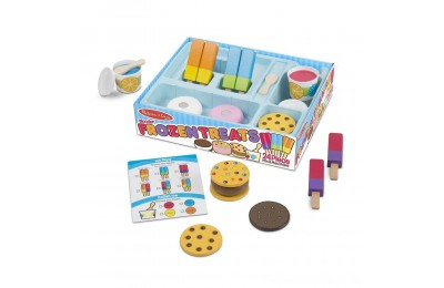 Melissa & Doug Frozen Treats Play Deal