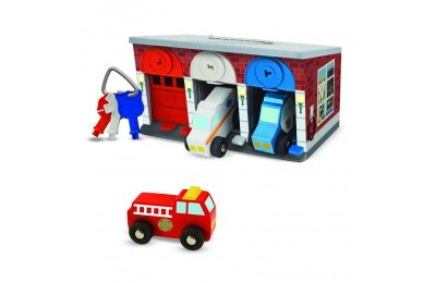 Melissa & Doug Keys & Cars Rescue Garage Deal