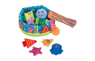 Melissa & Doug K's Kids Fish and ct Learning Game With 8 Numbered Fish to Catch and Release Deal