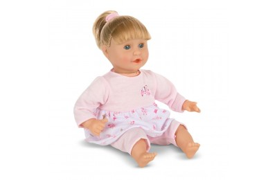 Black Friday 2020 Melissa & Doug Mine to Love Natalie 12-Inch Soft Body Baby Doll With Hair and Outfit Deal
