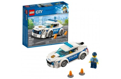 LEGO City Police Patrol Car 60239 Deal